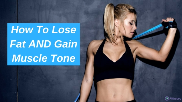 Full size how to lose weight nd tone up at the same time