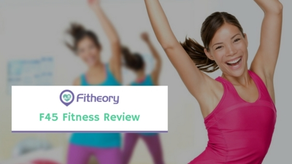 Full size f45 fitness gym reviews