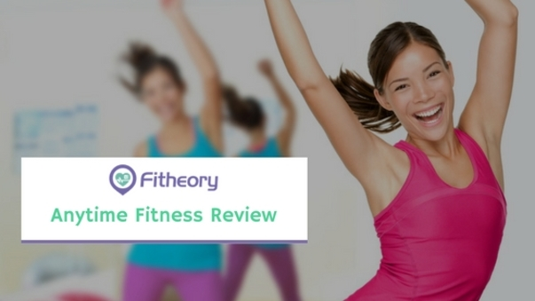 Full size anytime fitness gyms reviews